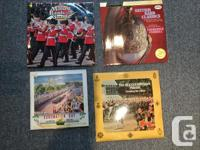 Plus a bit of Commonwealth stuff from Canada and