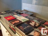 Collection of CDs - 350 in total Variety of music (too