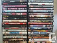 As the title states, various DVD's for $3 each or the