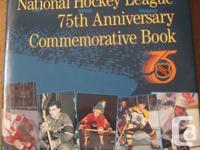 "This is ""The Official National Hockey League 75th"
