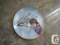 """We have 4 plates in the series """"Proud Young Spirits"""" by"""