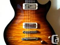 This is the finest example of immaculate guitar design