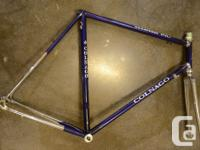 Very rare and much sought after   Hand built Colnago