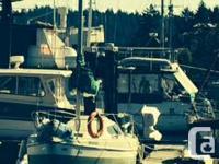 26' Columbia MK II sailboat.  This sailboat has