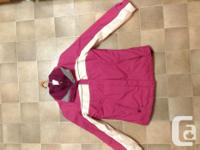 Columbia 3 in 1 winter layer. Ladies dimension tiny.