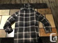 Columbia Boys Sportswear Insulated Hooded Winter Jacket