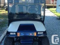 2008 Columbia PAR Auto Golf Cart - 4 passenger.