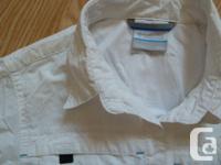 performance high-tech shirt Boys size 10-12