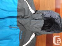 My son grew out of this jacket too fast; barely worn