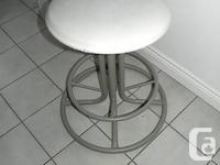 Comfortable sturdy well made stool. If interested call