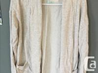 Bundle of Comfy Cardigan Sweater and Sweat Shirts (All