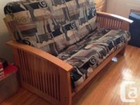 Comfy Futon (Vancouver) Excellent condition. Good