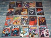 Comic Books (56) - Mature Themes. All of them are