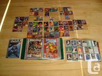 Comic Books, Baseball Cards & Marvel Comics Super Hero