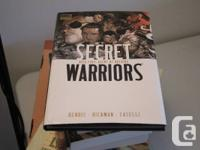 Selling:  Secret Warriors Volume 1 Premiere Edition