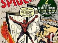 Below is the list of comics which are from Silver,
