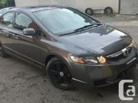 Make Honda Year 2009 Colour GREY Trans Automatic kms