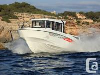 M&P MERCURY are now the dealers for BENETEAU Power Boat