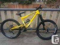 The Commencal Supreme 8 may be one of the best all