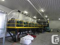 Sq Ft 5000 Canola Crushing Plant Building. Some 5000+