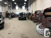 Sq Ft 7244 Commercial space garage for rent Blainville