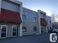 Sq Ft 8572 Commercial space garage for rent Blainville