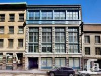 Commercial office space Ville-Marie Montreal for rent -