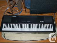 Hi, this is a commercial quality Roland Electric Piano