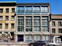 Commercial space Ville-Marie Montreal for rent -