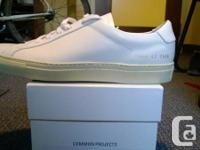 Common Projects Original Vintage Low White  Model 1660