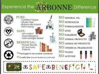 Arbonne is an extremely regarded premium brand with a