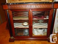 Bombay Business Varese China Cabinet/ Console.