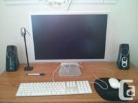 I'm selling a complete Mac based desktop solution that