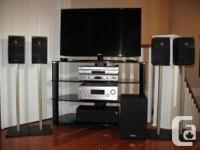All in Brand New Condition with all matching remotes -