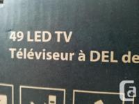 "49 "" Toshiba led tv Denon Avr 590 Home theater amp"