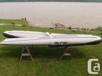 Full Lotus 1650 Floats. 15.5'. Tail collection also