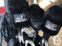 I am selling this great Jazz Retro golf club set! This