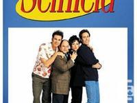 Seinfeld- Comprehensive Season 3 DVD box set.  This