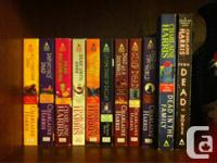 Selling my COMPLETE 13 book Southern Vampire series.