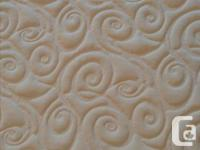 Sold together or separately: MATTRESS $500: from the