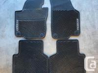 Set of 4 OEM VW Steel Rims with Pirelli Sottozero