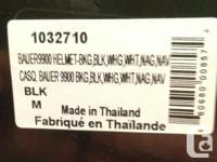 New Bauer 9900 Hockey Headgear for sale ... Still in