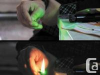 $49 consists of the laser device tip, 2 tricks, 2