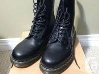 """I have a new pair of Dr. Martens 1490 """"10-Eye"""" Boots"""