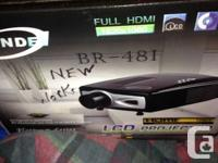 Hello I have an all new LCD Brendei br-481 Full hdmi