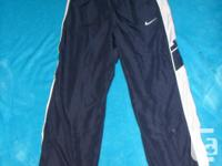 New without tags Boys Nike Pants - Size Huge (14). In
