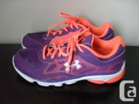 New Womens Under Armour Sneakers in exceptional