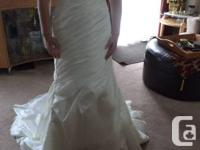All new Never Worn. Ivory wedding celebration dress.