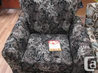 Brand-new Accent Chairs starting at $299 tax