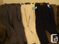 I have 3 sets of brand-new never ever been used Womens